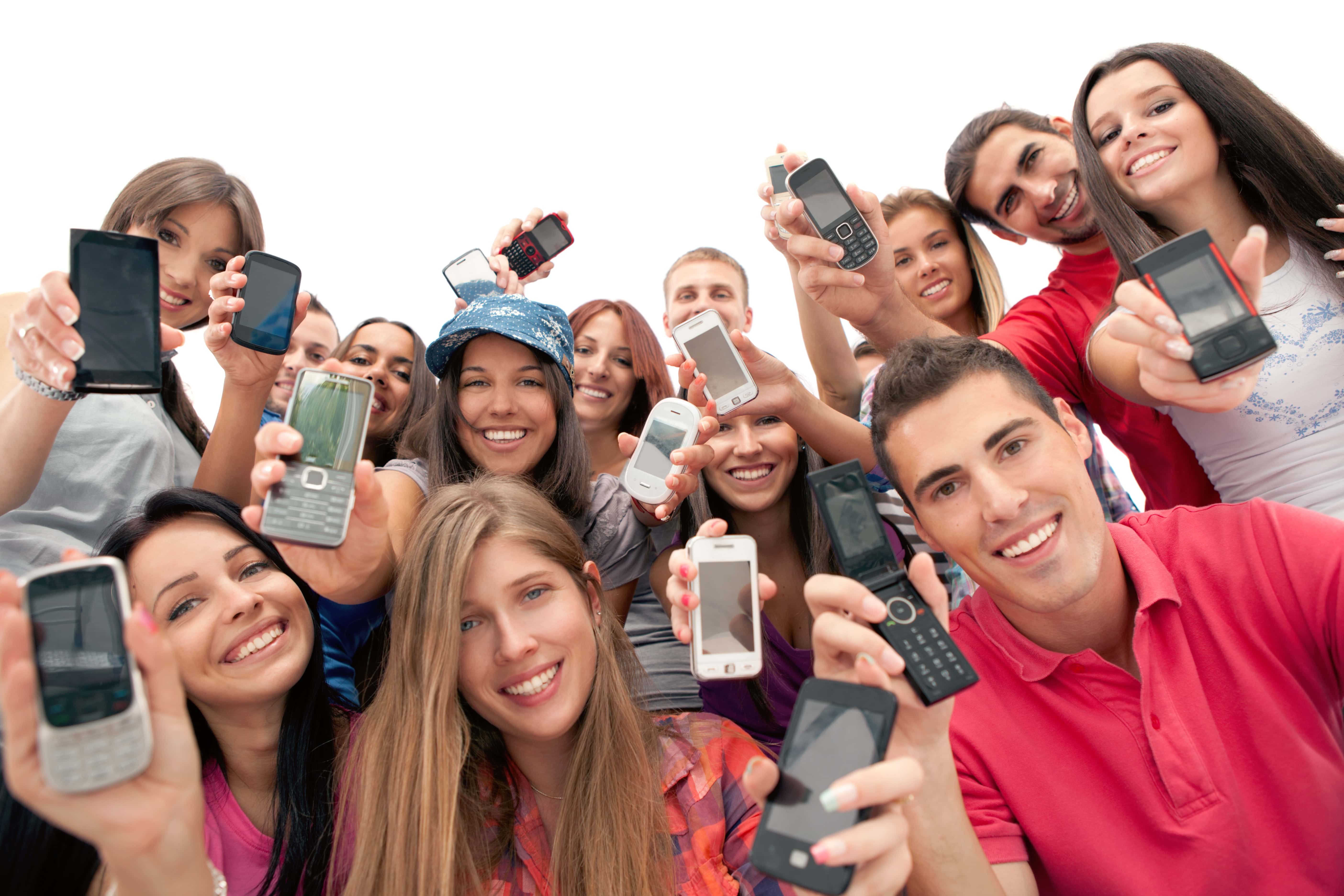 Teen mobile phones flexpay